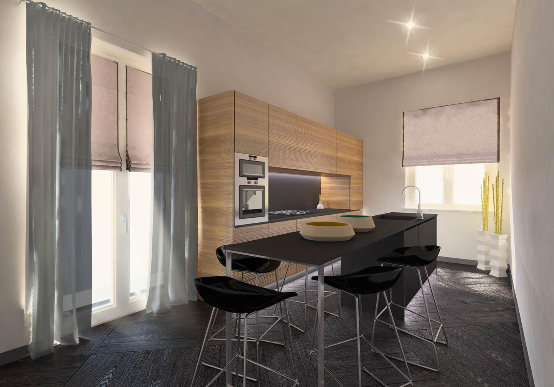Abitazione a milano silvia galbiati architecture design for Architettura e design milano